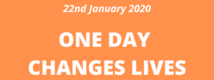 ACO One Day Changes Lives campaign